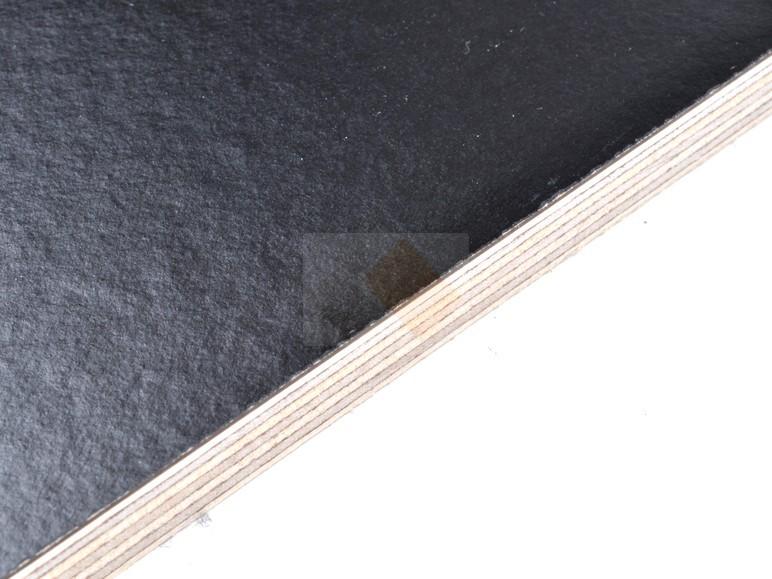9 mm berken met zwart hpl. Black Bedroom Furniture Sets. Home Design Ideas